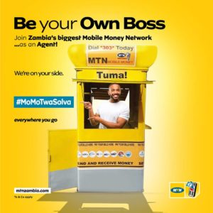 MTN Zambia Mobile Money