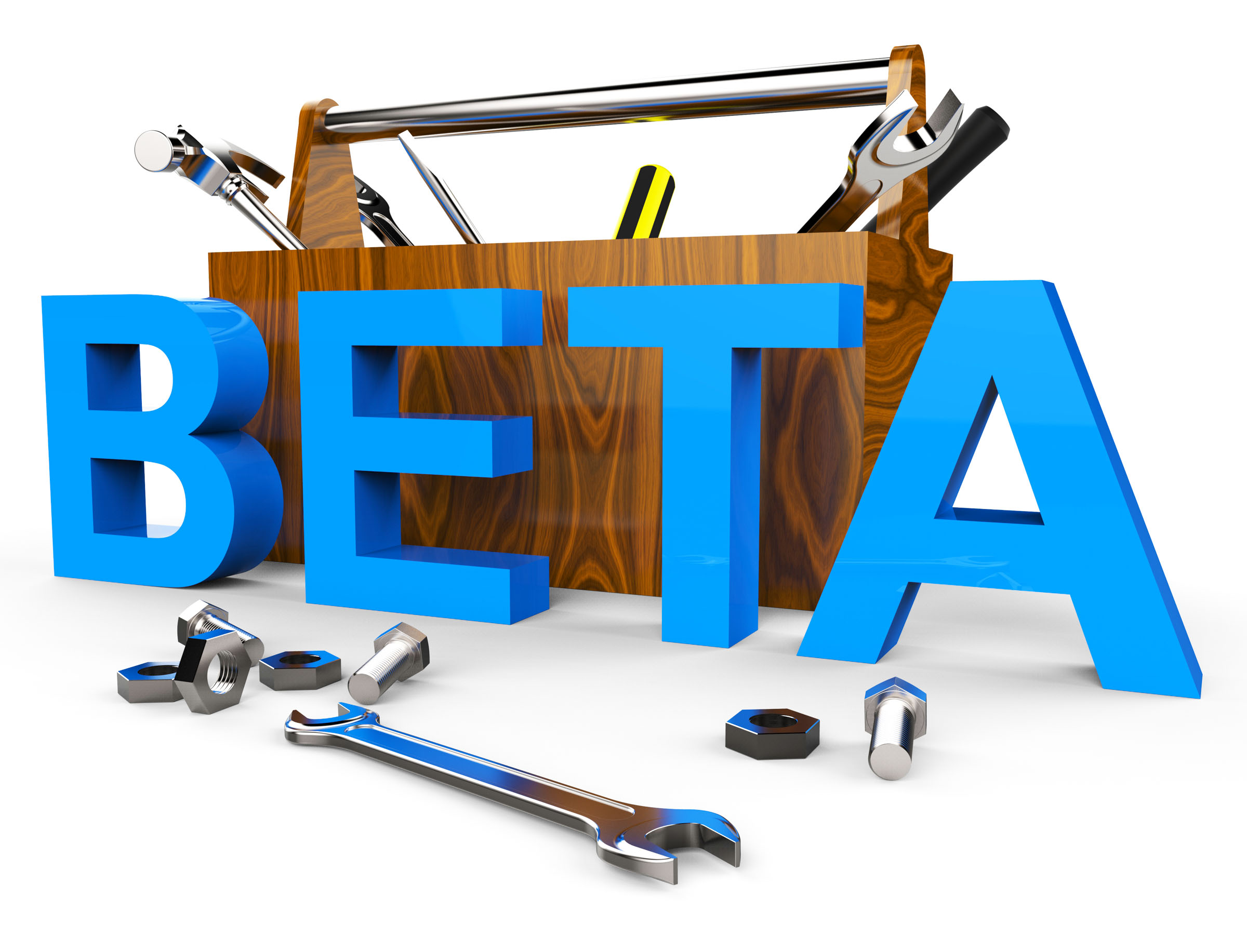 What you need to know about beta software.