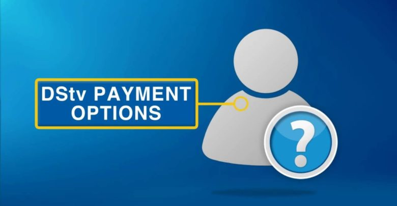 dstv zambia payment option