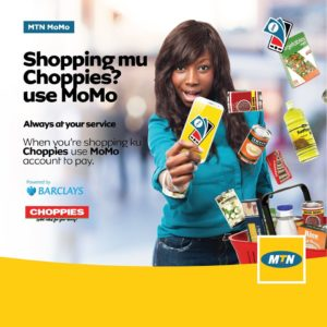 Buy goods with MTN Zambia mobile money