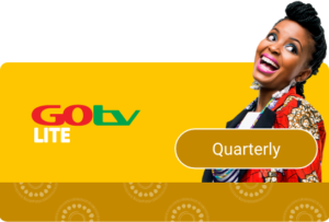 GOtv Lite Kenya package quarterly - Adsource